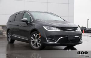 2017 Chrysler Pacifica LIMITED*HEATED LEATHER*PANO ROOF*7 PASSEN