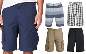 New Mens Vans Cargo Shorts