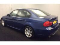 2011 BMW 320D 2.0 M-SPORT AUTO GOOD / BAD CREDIT CAR FINANCE AVAILABLE