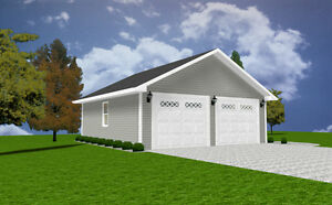 20x24 24x24 36x24 30x30 32x32 any size garage plans you for 32x32 house plans