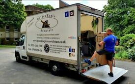 Removals Service Man & Van Transport Service London-Canary Wharf-Canning Town-Bow-Bromley