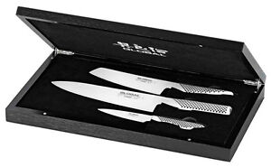Global 3 Piece Chefs Knife Set in Gift box RRP $439.95 SAVE