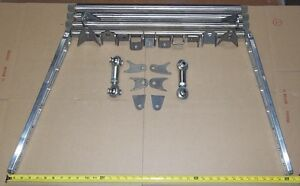 "28"" X 1.025 X 1 1/8"" X 48 SPLINE 5 STAR SWAY BAR & ALUM ARMS"