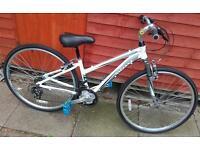 Ladies hybred city bike brand new