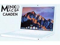 " 2Ghz 13"" White Apple MacBook 4gb 120GB Final Cut Pro X Ableton Microsoft Office Suite Logic Pro "