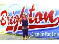 Learn To Hula Hoop! Beginner Workshop Sunday 21st Jan 12-2pm
