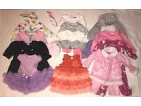 Huge Bundle of Girls clothing (size 6-9 months)