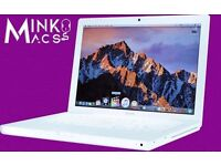 "2Ghz WHITE 13"" Apple MacBook 2GB 120GB FINAL CUT PRO MICROSOFT OFFICE ABLETON LOGIC PRO 9 GARAGEBAND"