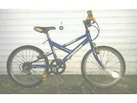 Unisex kids bike