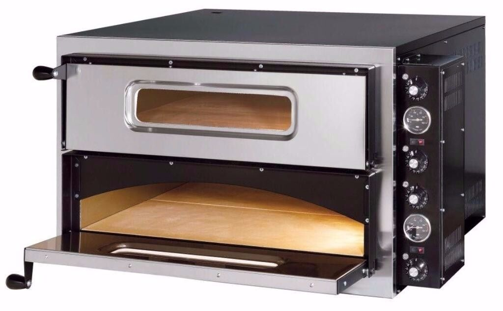 PIZZA OVEN ELECTRIC DOUBLE DECK 28