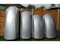 Roof box rent/hire in Twickenham - Thule/Autoform/Halfords/Exodus - only £7/day