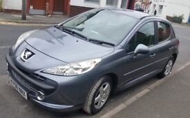 PEUGEOT 207 VTI SPORT * 1.4L * 58 REG * MOT TIL MAY 2019 * EXCELLENT DRIVING CONDITION ** £1150 **