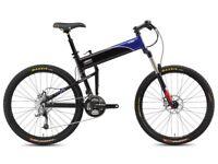 Montague X90 folding monutain bike (4months old)