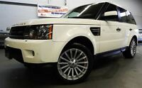 2010 Land Rover Range Rover Sport HSE navigation