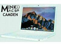 13.3 MacBook White 2.4GHz 2GB 160GB HDD Logic Pro 9 Ableton 9 Adobe CS6 Master Microsoft Office 2016