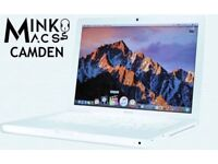13' APPLE MACBOOK 2.13Ghz C2D 4GB 200GB HDD Minko's Macs WARRANTY Good Condition Charger