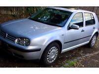 VW Golf 1.9 TDI -2002