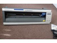 Roland GX-24 Vinyl Cutter Plotter Machine