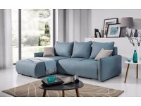 PESARA UNIVERSAL Corner Sofa Bed 1-10 days Delivery BRAND NEW fabric Waterproof and easy clean