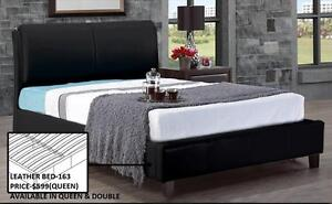 LEATHER BEDS ON REDUCED PRICES  (AD 113)