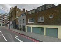 Earls Court/Chelsea London SW10/SW5 - Lock-Up Garage To Let
