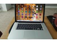 macbook pro 15 8gb ram i5 processor