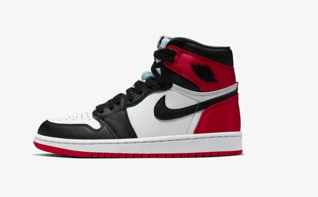 big discount top quality timeless design Nike Air Jordan 1 Retro High OG Satin Black Toe - WMNS UK 5.5, US 8, EU 39,  BNIB | in Great Barr, West Midlands | Gumtree