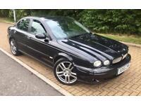 Stunning 2006 Jaguar X Type Sport- Low mileage, 1 Yr MOT