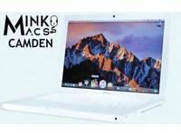 13' Apple MacBook White 2.16Ghz 4GB Ram 120GB HDD Logic Pro 9 GarageBand Virtual DJ Final Cut Pro X