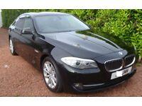 5 SERIES BMW 520D SE Auto ONE OWNER 44,000 FULL BMWSH 2012 12 REG - STUNNING