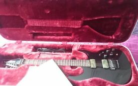 Ibanez Prestige RG1820X with Bare Knuckle £650 or Stock Pickups £500