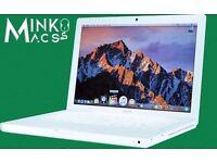 "White 13"" Apple MacBook Laptop 2Ghz 2GB 120GB Logic Pro 9 Ableton GarageBand Microsoft Office 2011"