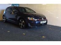 ***2014 VW GOLF 2.0 TSI GTI PERFORMANCE PACK+SATNAV+HEATED LEATHER+DSG+SCREEN FULLY LOADED*** £16999