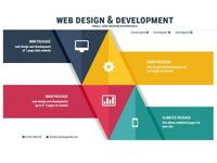 Web Design and Development | Small and Medium businesses | Affordable prices | From £300