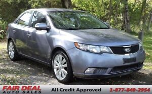 2010 Kia Forte 2.4L SX: Fully Loaded/Heated Seats/Sunroof