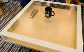 Coffee table - real bargain for quick sale.