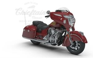 2018 Indian Motorcycles Chieftain Classic