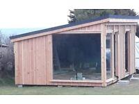 Garden Rooms Garden sheds