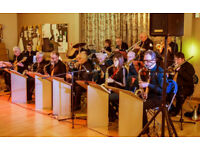 The Supertonics Big Swing Band, at South Hill Park, Bracknell on Friday 15th December 2017