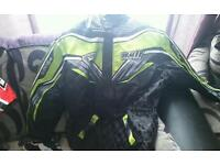 Motocross coat