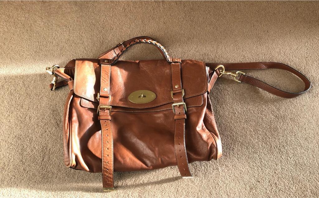 e59e3de2893f Mulberry Oak Alexa Bag