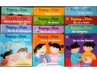 Topsy and Tim by Jean and Gareth Adamson
