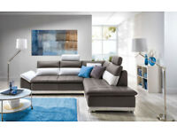 MIRELLA - Impressive looking and very comfortable corner sofa-bed. Delivery available