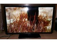32'' LED TV with built in DVD player