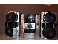 SONY MHC-RG290 Stereo System