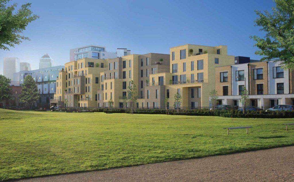 # STUNNING BRAND NEW 2 BED 2 BATH AVAILABLE NOW IN PARKSIDE, EULER COURT, BOW - E3!!