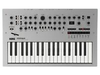 Korg Minilogue powerful 4 voice Analogue Synth like new
