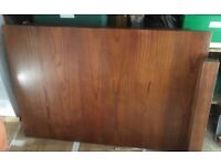 Dining Table approx. 48 ins long x 34 inches wide.
