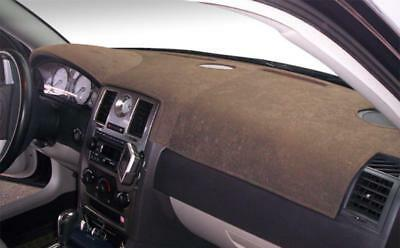 Acura TL 2007-2008 Brushed Suede Dash Board Cover Mat Taupe