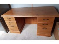 Office/StudyTable AND Bookcase (WILL SPLIT)